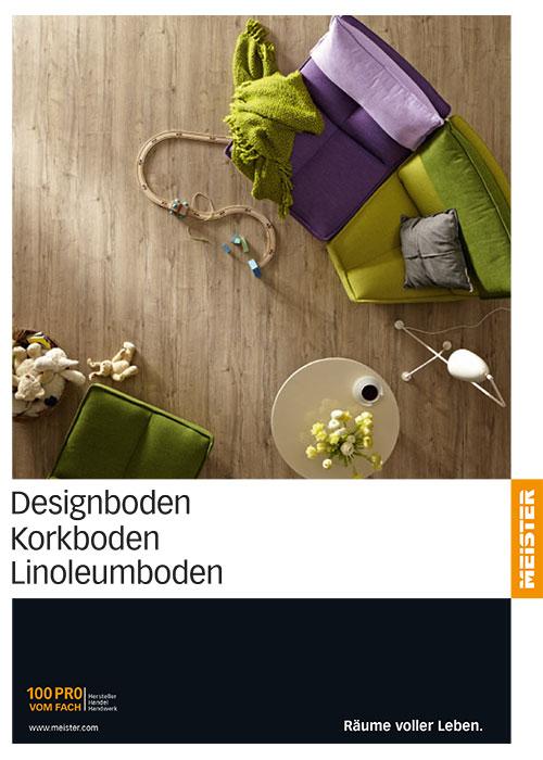 Design Kork Lino Katalog von Bauelementehandel & Montageservice Rainer Schüll