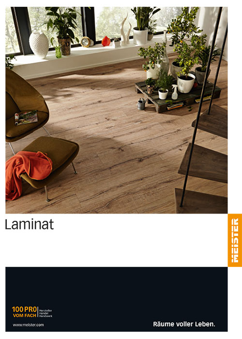 Laminat-Katalog von Bauelementehandel & Montageservice Rainer Schüll