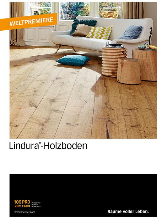 Lindura Holzboden Katalog von Bauelementehandel & Montageservice Rainer Schüll