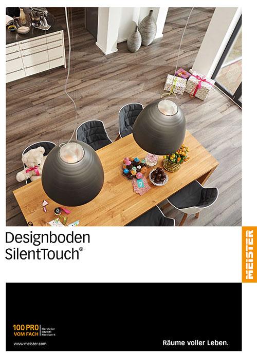 Design-Boden Silent Touch Katalog von Bauelementehandel & Montageservice Rainer Schüll