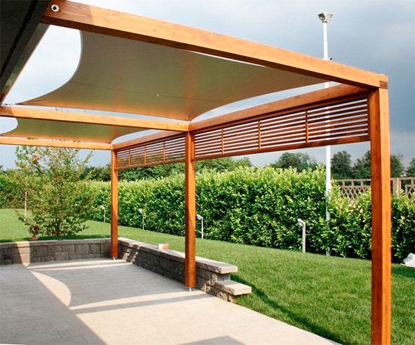 Pergola: Bauelemente & Montageservice Rainer Schüll ist Ihr Monteur für Ihre Pergola im Raum Schweinfurt
