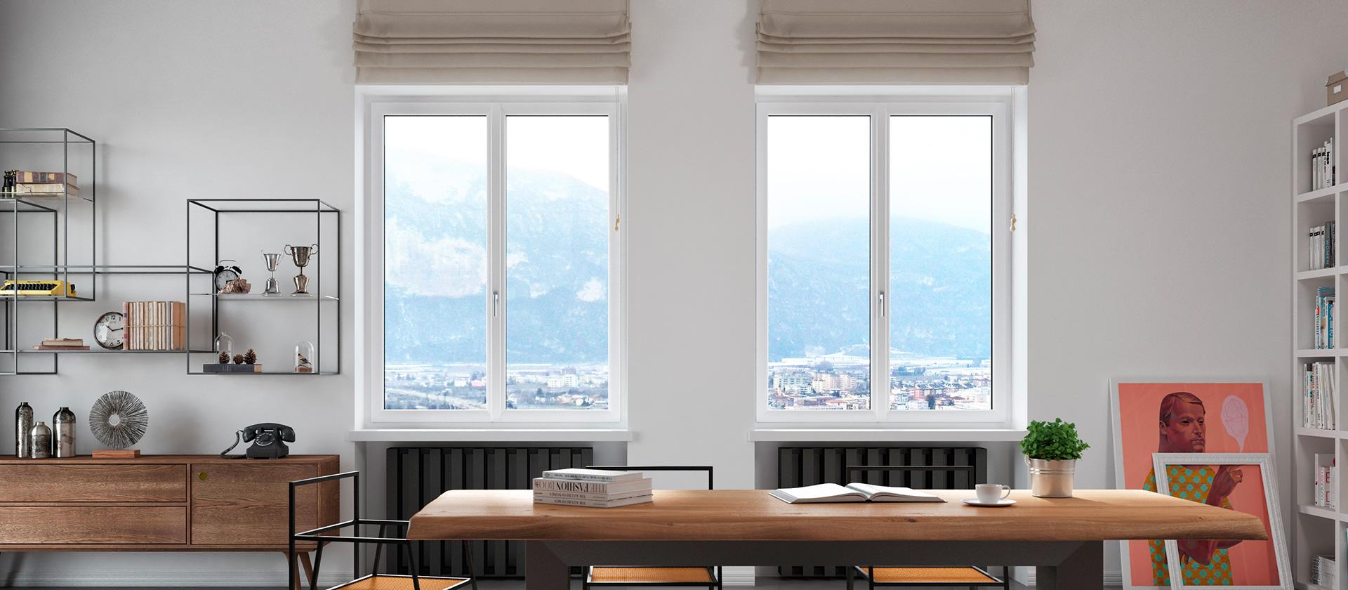 Mit Grande Classic Fenstern von Montage Schüll bekommen Sie mehr Licht in Ihren Wohnraum